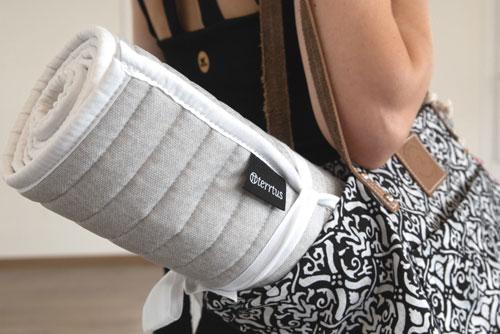 Baumwoll-Yogamatte-Tasche