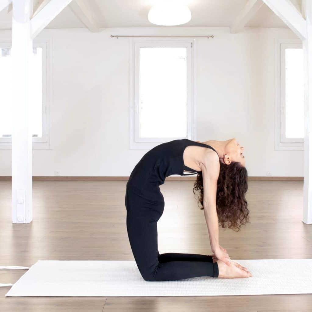 terrtus Baumwoll Yogamatte Uebung